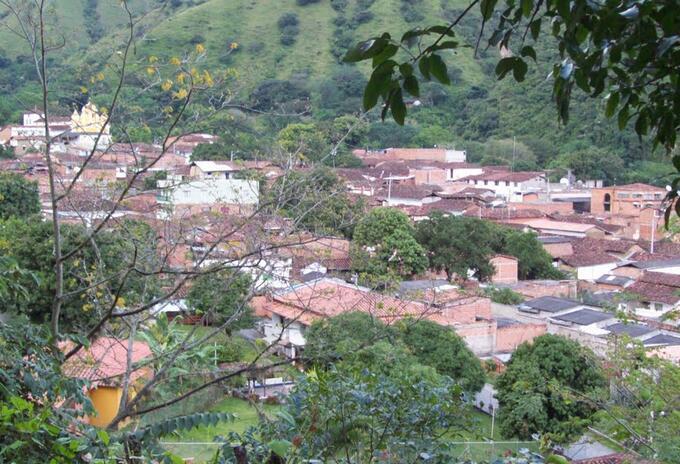 Liborina, Antioquia.