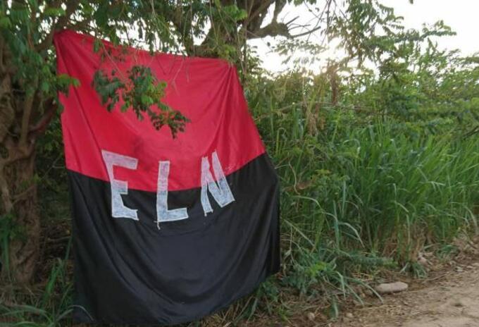 Bandera ELN