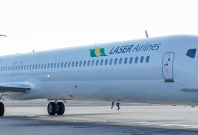 Laser Airlines, es una aerolínea venezolana con más de 25 años de operación