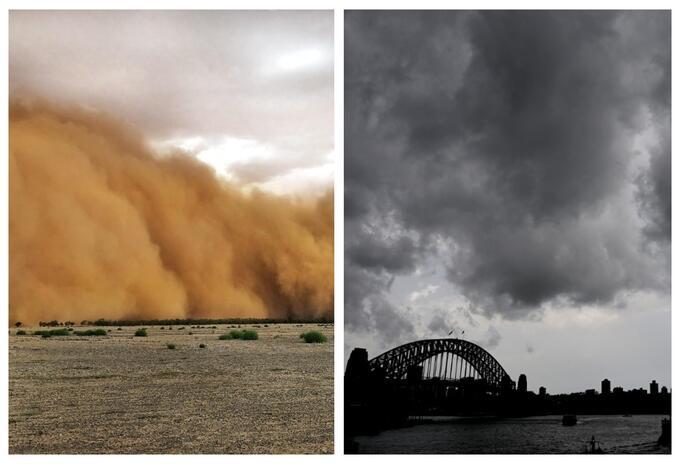 Clima de Australia