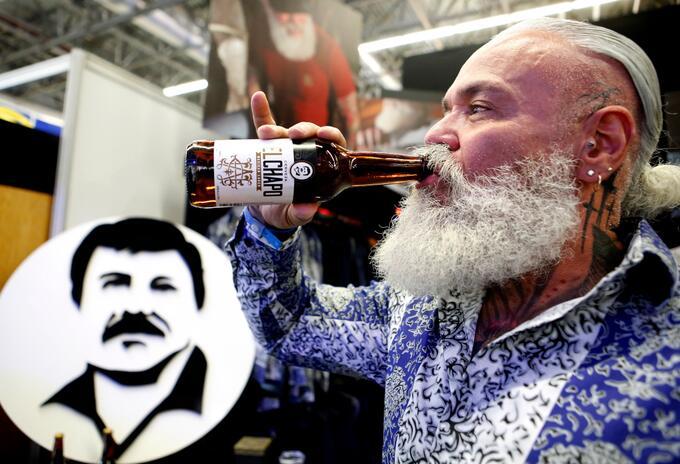Cerveza del Chapo Guzmán