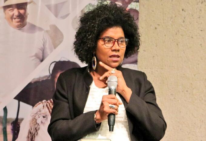 Mabel Torres, ministra de ciencia