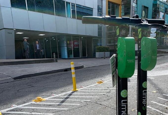 Patinetas eléctricas Lime se van de Colombia