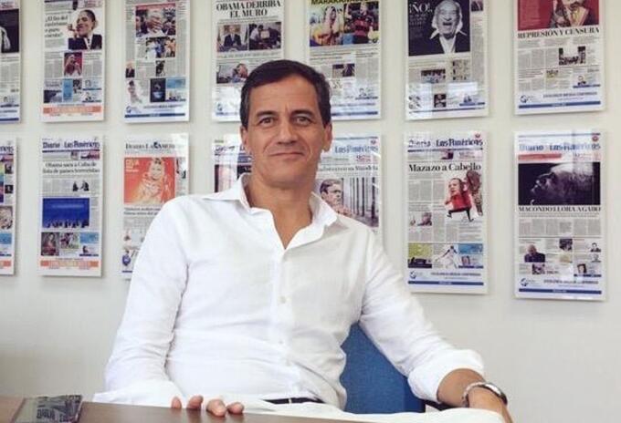 El exviceministro Rafael Nieto.