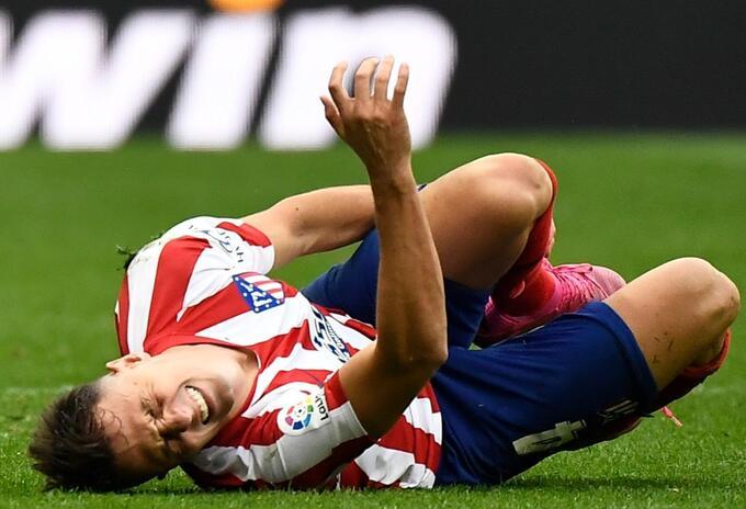 Santiago Arias en el Atlético de Madrid