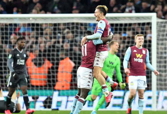 Aston Villa - 2020
