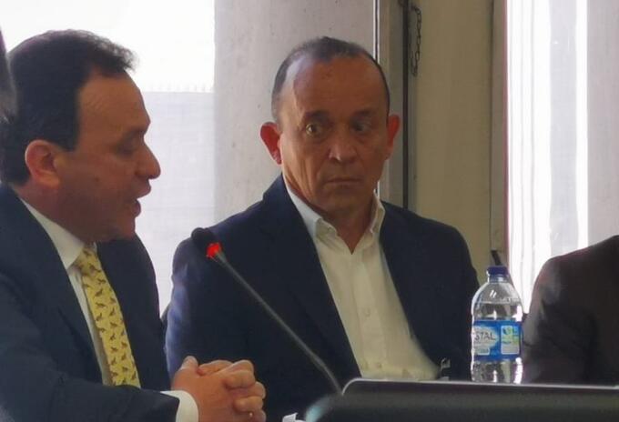 Juicio contra Santiago Uribe.