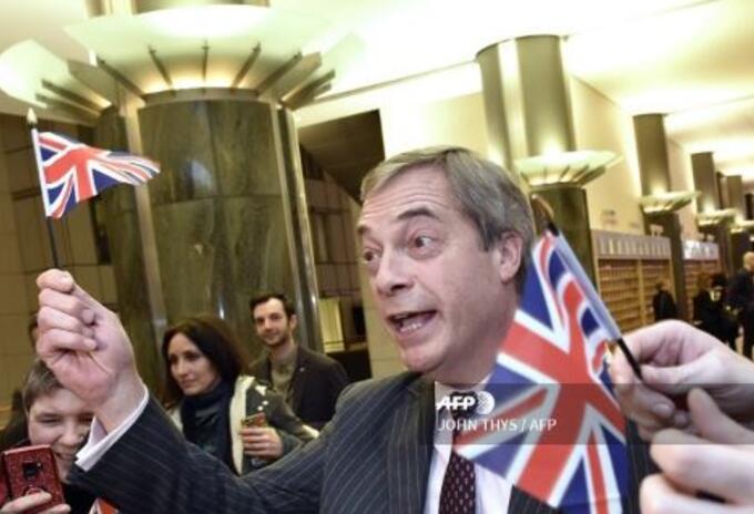 Se aprueba el acuerdo del Brexit en la Eurocámara