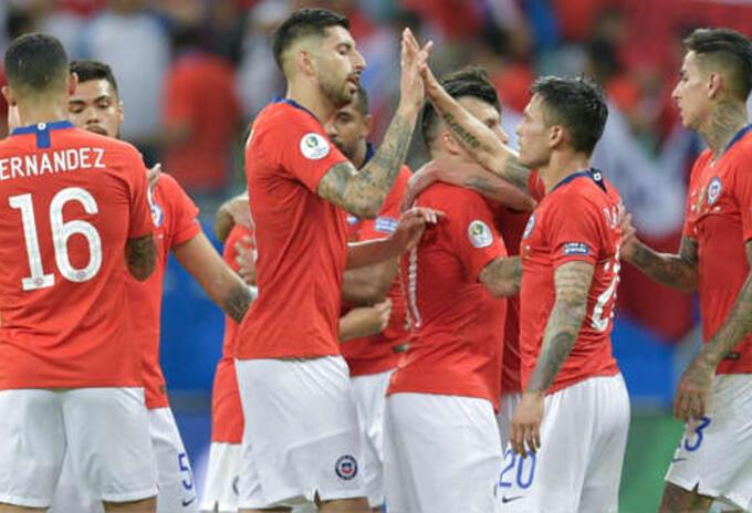 Chile en Preolímpico