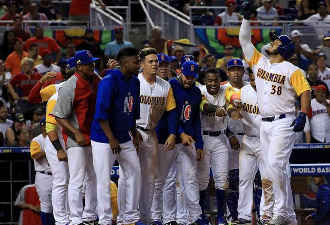 Selección Colombia béisbol