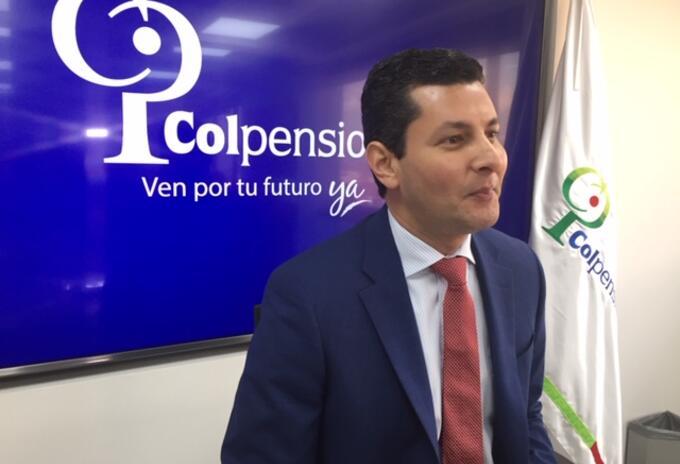 Juan Miguel Villa, presidente de Colpensiones.