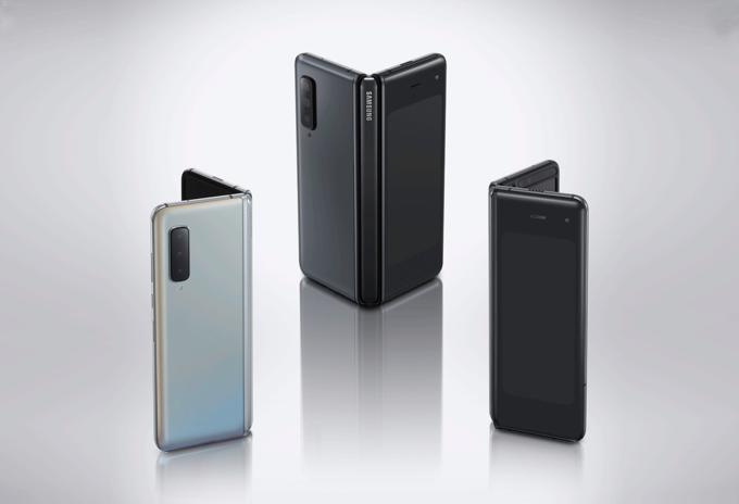 Nuevo Galaxy Fold de Samsung