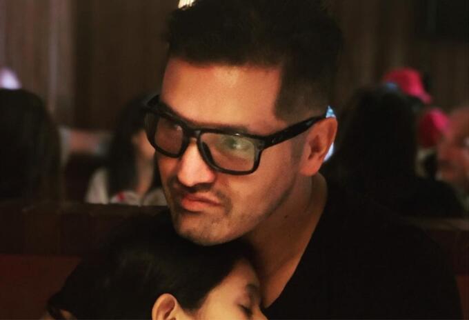 Hassam y su hija