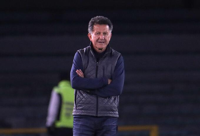 Juan Carlos Osorio, director técnico de Nacional