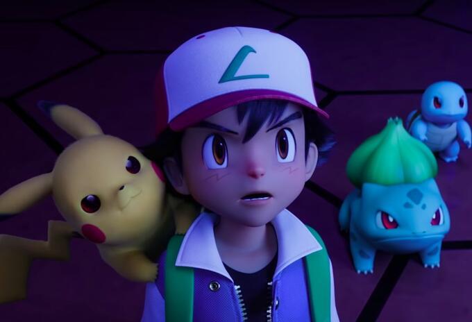 Película de Pokémon en Netflix