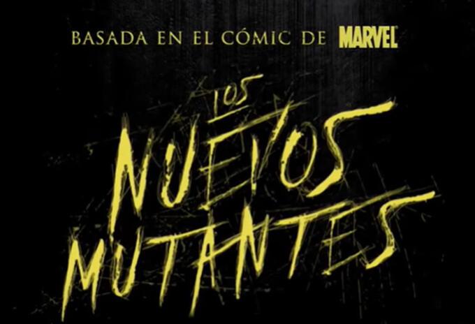 Nuevos Mutantes, cinta de Marvel