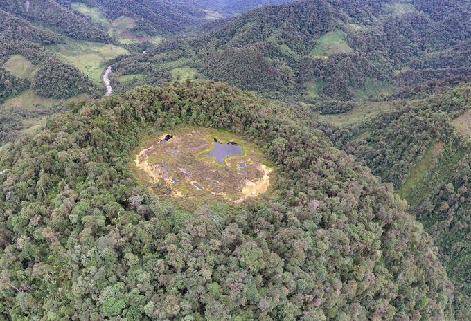Parque Natural el Dorado
