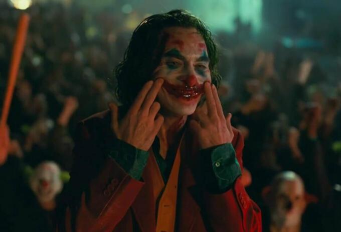 Joaquin Phoenix en 'Joker' (2019)