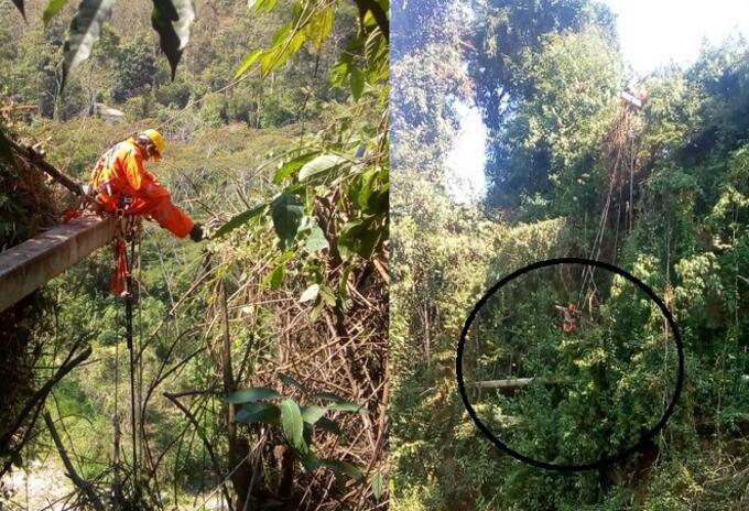 Son 35 mil habitantes de San Vicente de Chucurí quienes están sufriendo con el racionamiento de agua.