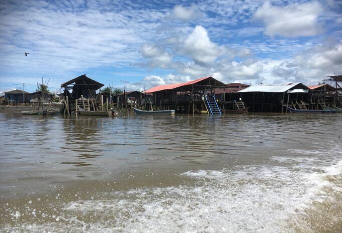 Habitantes de zona rural de Tumaco, en el río Chagüi, regresaran a sus territorios.