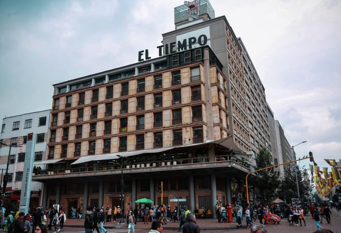 EDIFICIO EL TIEMPO