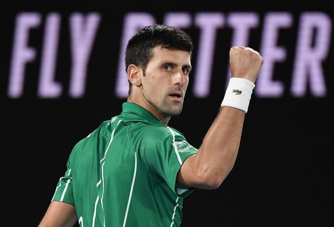 Novak Djokovic, campeón del Abierto de Australia