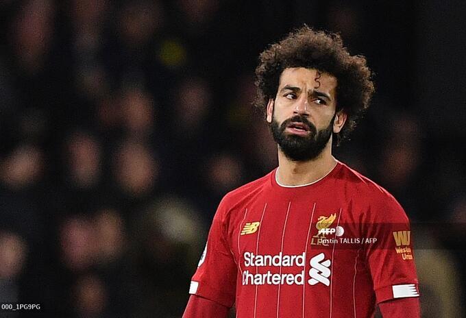 Liverpool - Mohamed Salah
