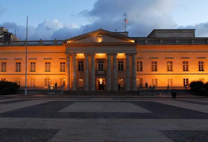 Casa de Nariño, Presidencia de la República