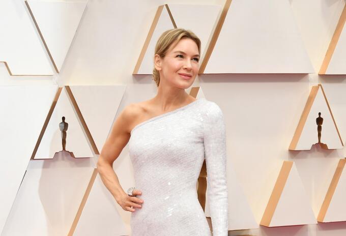 Renée Zellweger en los Premios Oscar 2020