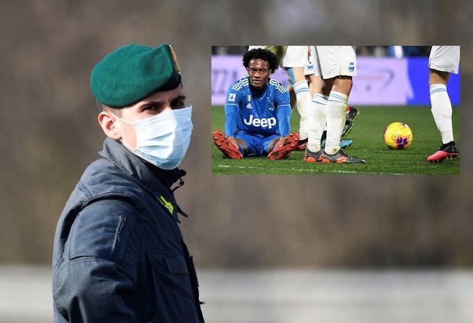 Serie A de Italia y coronavirus