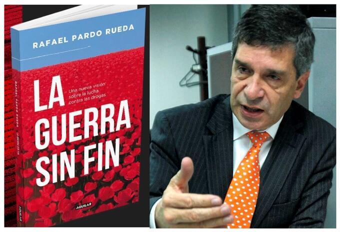 Rafael Pardo Lanza su libro