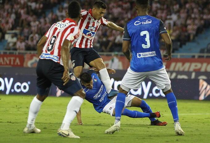 Junior vs Once Caldas - Liga BetPlay 2020