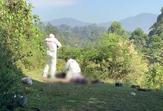 Doble homicidio en La Estrella, Antioquia