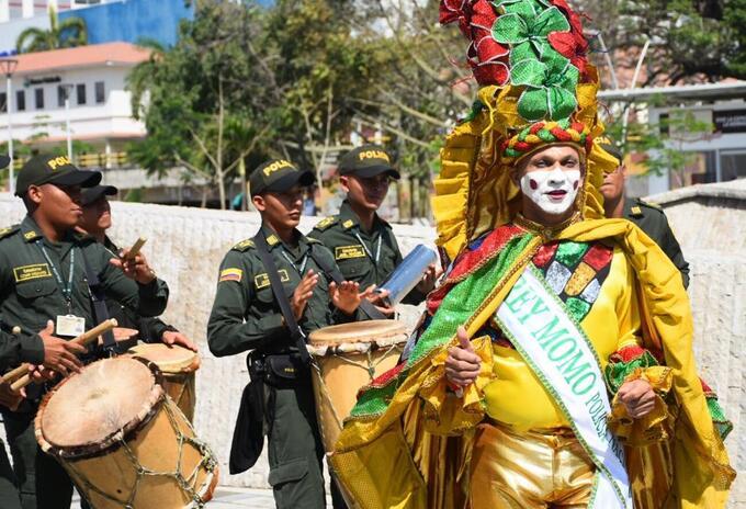 Las autoridades se preparan para garantizar la seguridad en Carnaval.