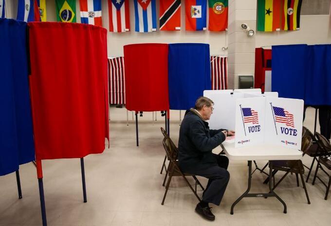 Elecciones primarias en New Hampshire