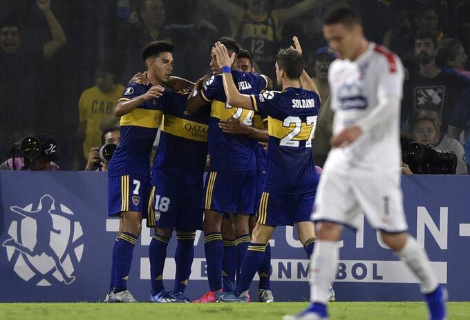 Boca juniors vs Medellín - Copa Libertadores 2020