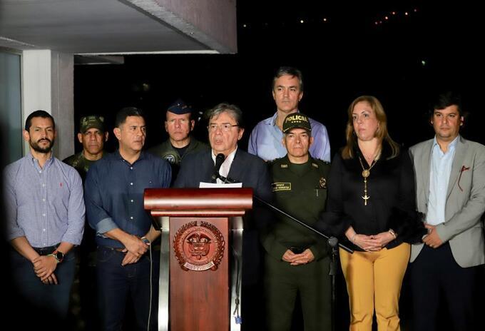Asciende a $100 millones la recompensa por el asesinato de escolta de Leyner Palacios