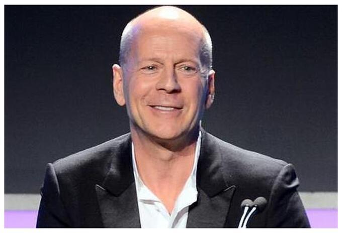 Bruce Willis fue echado de una tienda por no usar tapabocas