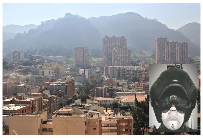 Julián Román y Bogotá