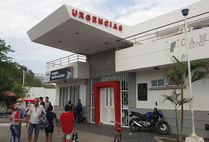 Hospitales Barranquilla