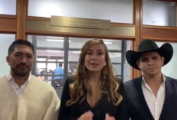 Representantes, Katerine Miranda, César Pachón y César Ortíz Zorro demandan decreto de Fracking