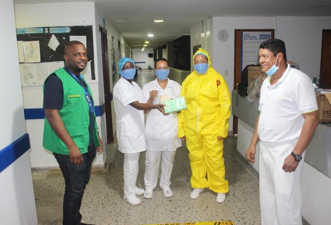 Puesto de Mando Unificado en Chocó para atender el Covid-19