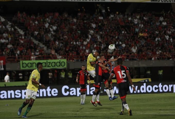 Cúcuta vs Bucaramanga - Liga BetPlay 2020