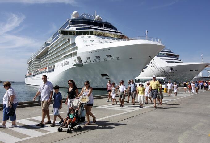 Crucero en Cartagena