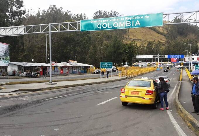La permeable frontera entre Colombia y Ecuador debe ser objeto de seguimiento por las autoridades en Salud