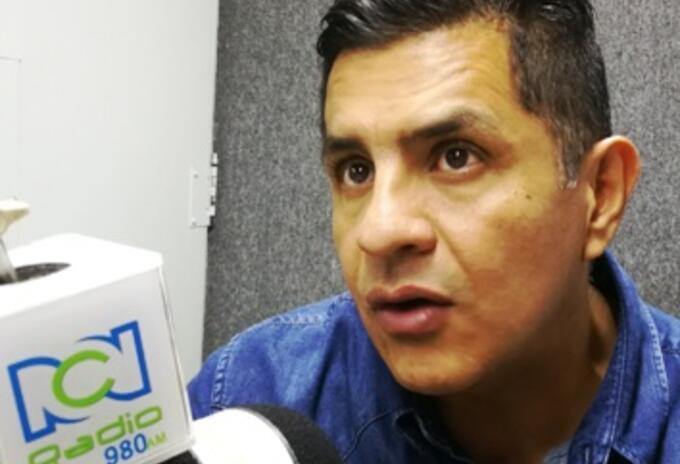 Jorge Iván Ospina anunció que se hará la prueba del coronavirus