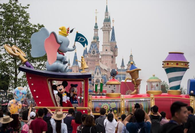 Parque Magic Kingdom de Disney World