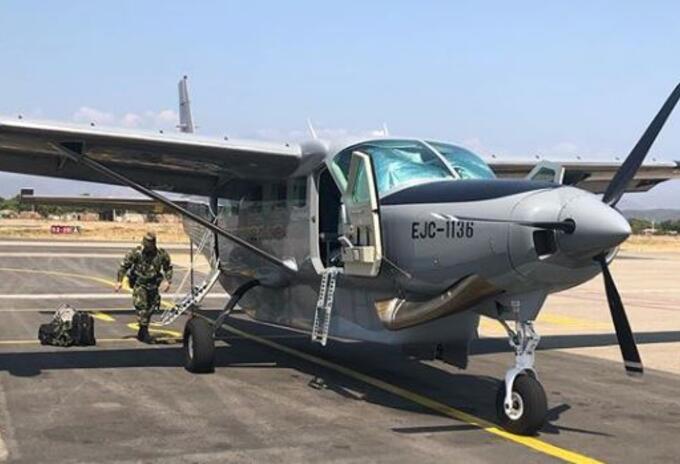 Aeronave del Ejército