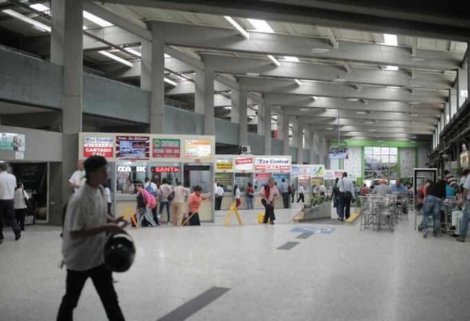 Terminal de Transportes de Pereira