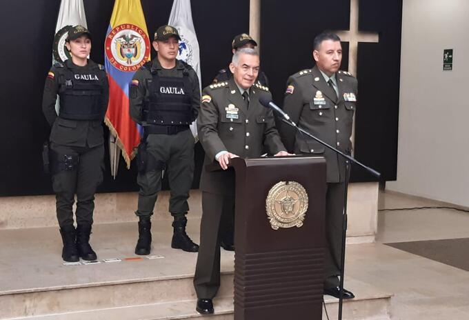 Policía rechaza informe de la ONU sobre el Esmad